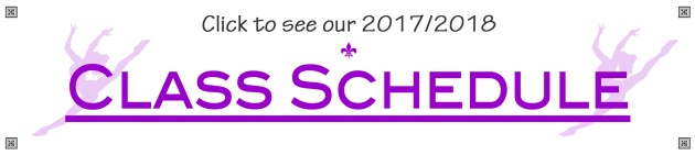 Click to view schedule2017-2018