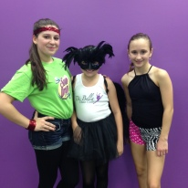 Halloween Dress Up Week